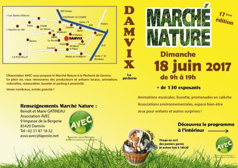 Marché Nature 1